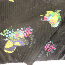 Stickerei Mesh Stoff für Kleidungsstück