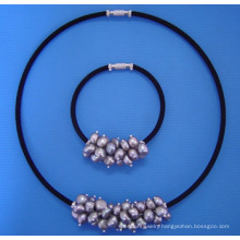 Pearl Jewellery Set (SET33)