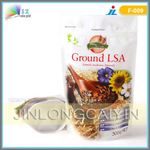 Plastic 300g Food Doypack with Zipper