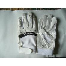Guante de béisbol guante de piel de oveja guante de deporte guante