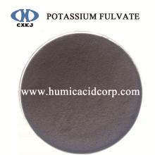 CXKJ Engrais de fulvate de potassium soluble à 100% dans l'eau