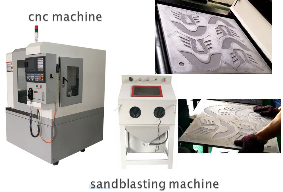 mold making machine kpu