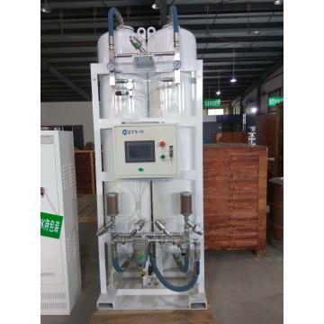 Générateur de gaz oxygène pour système de canalisation d'hôpital