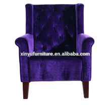 China hotel Guest room chair /bedroom chaise XY4788
