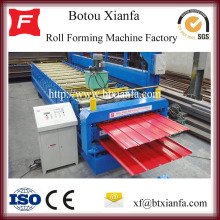 Sheet Metal Cladding Roll Forming Machine