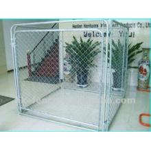 Perros y perreras de zinc galvanizado en caliente (fábrica)
