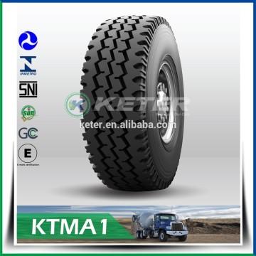 Pneumático radial 6x6 do caminhão das amostras grátis todo o caminhão 12r22.5 do trator da movimentação da roda