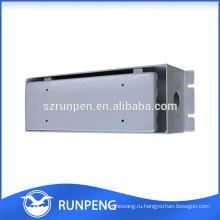 Штамповка алюминия AL102 Прецизионный электронный силовой корпус
