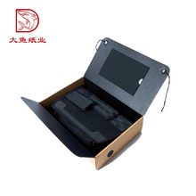 Granel atacado personalizado tamanho personalizado caixa de ferramentas de papel pequeno display