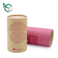 Wholesale cheap printing perfume bottle environmental paper tube