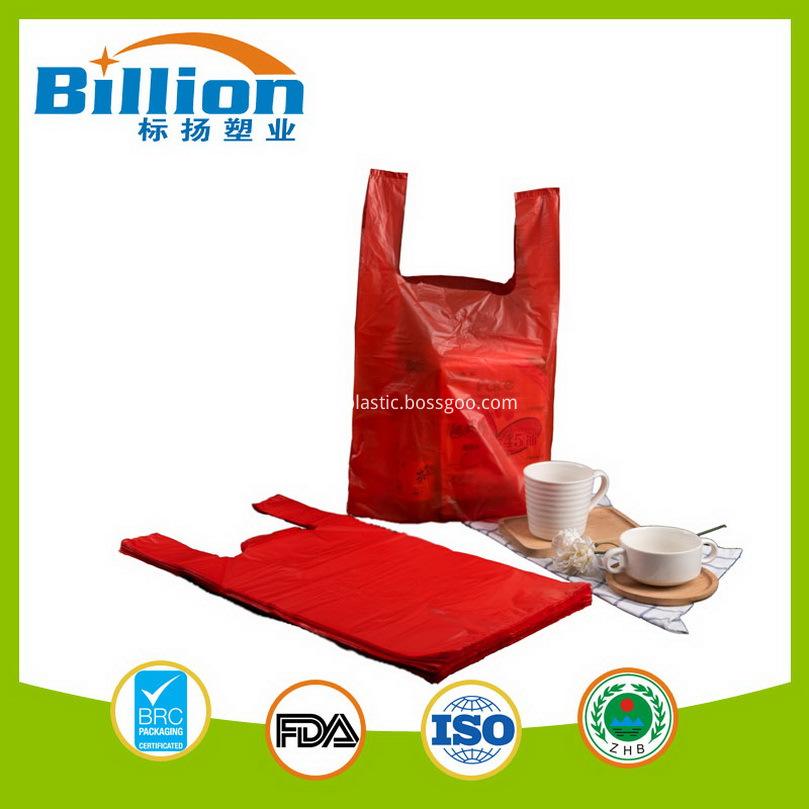Plastic Bags in Bulk Packing