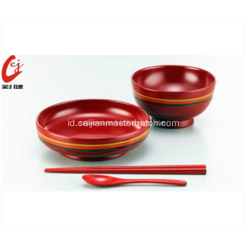 Masterbatch Warna Food Grade Merah