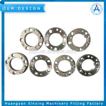 Pièces en aluminium adaptées aux besoins du client de moteur de moto d'OEM pour Yamaha