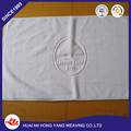 """Luxury Hotel and Spa 100% USA  Cotton Banded Panel Bath Mat Set 900gsm! 20""""x34"""" (White, 2 Pack)"""
