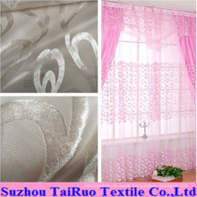 100% Polyester Flocked Curtain for Curtain in Curtain