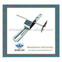 JK-1225P small cnc plasma and flame cutting machine for metal sheet cuttting