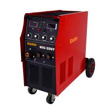 Máquina de solda do gás do CO2 do inversor (MIG250Y)