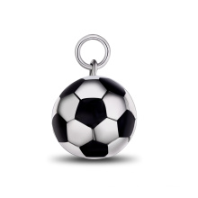 Football Bead Pendant Huifu Bead Necklace Fashion Jewelry