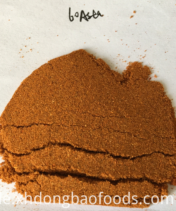 Dried Red Paprika ASTA40