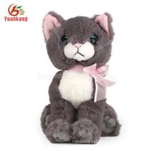 Brinquedo de pelúcia bonito gato monstro