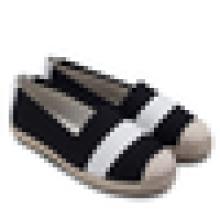 Alpargatas sapatos 2016 / China fábrica sapatos / lona sapatos fabricante