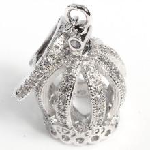 Fashion Copper Necklace Clasp Fashion Jewelry Connecteur Accessoires Vente en gros