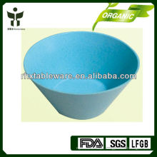 Tigela de sopa de fibra de bambu biodegradável