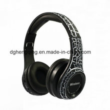 Estéreo Foldable fone de ouvido Bluetooth fone de ouvido sem fio bluetooth desportivo