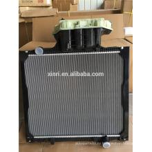 SHIYAN GOLDEN SUN Поставка запасных частей Европейский автомобильный радиатор для MAN TGA (02-) 81061016458
