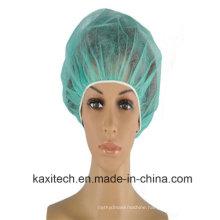 Disposable Surgical Nonwoven Bouffant Cap