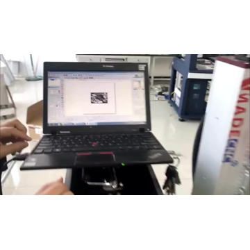 2020 hot sale 20w metal laser marking stainless steel fiber and engraving machine price