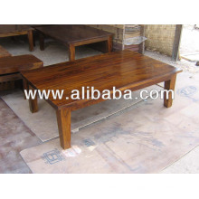 Mesinha de madeira Sheesham