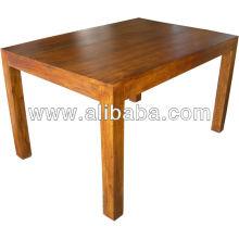 Table à manger en bois de Sheesham