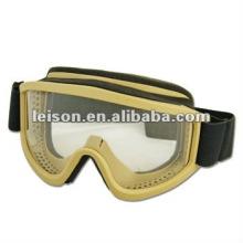 Forças armadas Goggle para tático e segurança