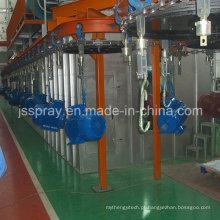 Máquina de pintura de venda quente do fabricante profissional