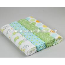 Coton imprimé multicolore flanelle enfants doudous bébés