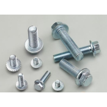 Stainless Hexagonal flange head bolts