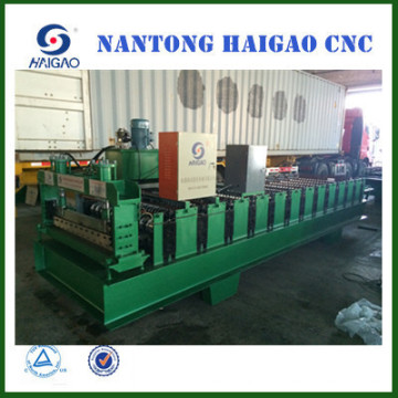 galvanized roofing sheet roll forming machine/ tile roll form machines/ roof tile forming machine