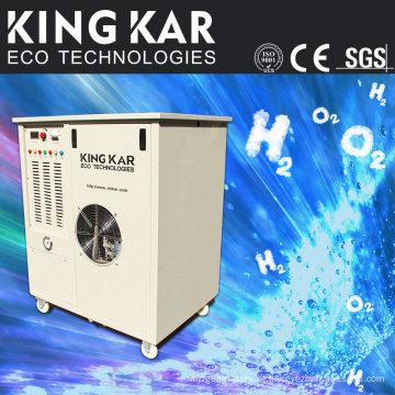 Gerador de gás hidrogênio e oxigênio máquina portátil de corte a plasma / chama CNC