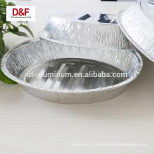 Einweg-Aluminiumfolien-Servierböden für Lebensmittelverpackungen, Putenpfanne
