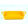 Kitchen Bakeware Bread Useful Square Baking Tray