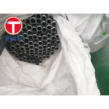 shock absorber tube CK45 seamless cold rolled steel pipe honed tube