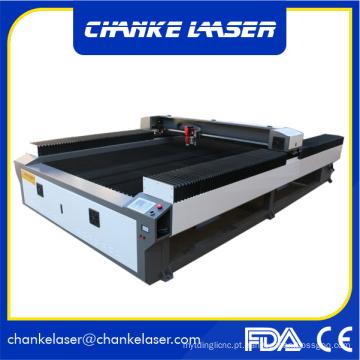 Máquina de corte CNC a laser CO2 para madeira acrílica de MDF