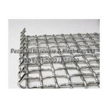 Проволочная сетка с квадратным отверстием