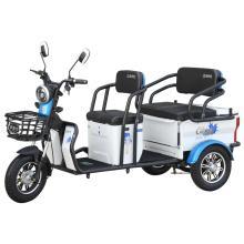 Triciclo eléctrico recreativo de motocicleta de 3 ruedas