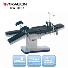 DW-OT07 Luxury Hospital multi-purpose Emergency medical surgical operating table