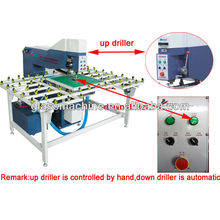 YZ220 Glass Horizontal Drilling Machine with Diam from 4mm to 220mm