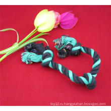 Собака Chew Rope Toy, Pet Products, Pet Toy