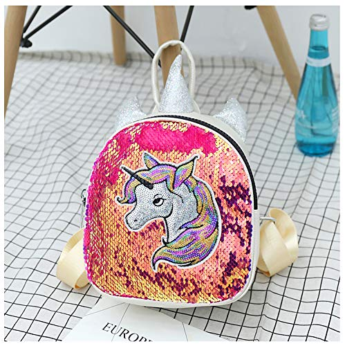 Sequin Embroidery Unicorn Set 2