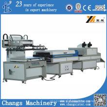 Série de linhas de produção de impressão de tela automática econômica para venda